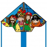 "Drak Pirate Simple Flyer ""Pirate Crew"" 120 cm"