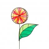 Větrník Magic Wheel Duett Leaf-green