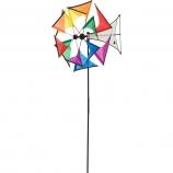 Větrník Windmill Mini Duett Rainbow