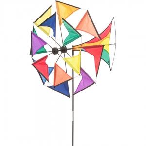 Větrník Windmill Illusion Rainbow