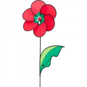 Větrník Poppy Flower