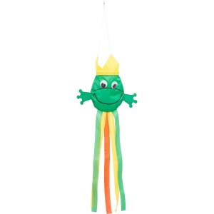 Windsock Kit Little Froggy