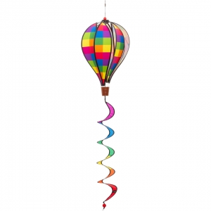 Hot Air Balloon Twist Pixel