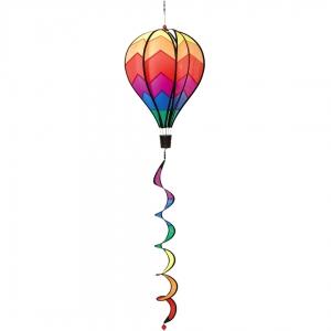 Hot Air Balloon Twist Sunrise