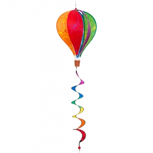 Hot Air Balloon Twist Victorian Style