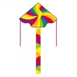 Drak Simple Flyer Rainbow Vortex 120 cm