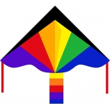 Drak Simple Flyer Rainbow 120 cm