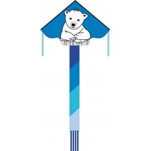 Drak Simple Flyer Polar Bear 120 cm