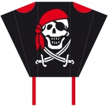 Drak Pocket Sled Jolly Roger