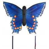 "Drak Butterfly Kite Swallowtail Blue ""L"""