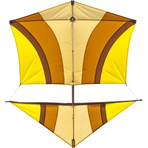 Drak Roller Kite Chocolate