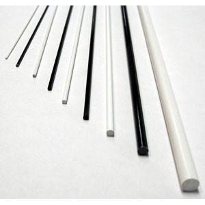 Skleněné vlákno tuhé (fibreglass, solid) 2 m