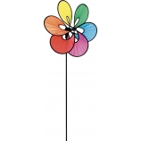 Větrník Paradise Flower Rainbow
