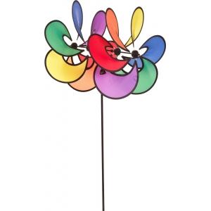Větrník Paradise Flower Duett