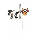 Větrník Spin Critter Cow